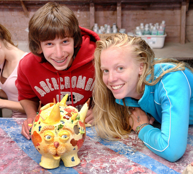 Summer Camps: Long Lake Summer Arts Camp, A Coed Fine