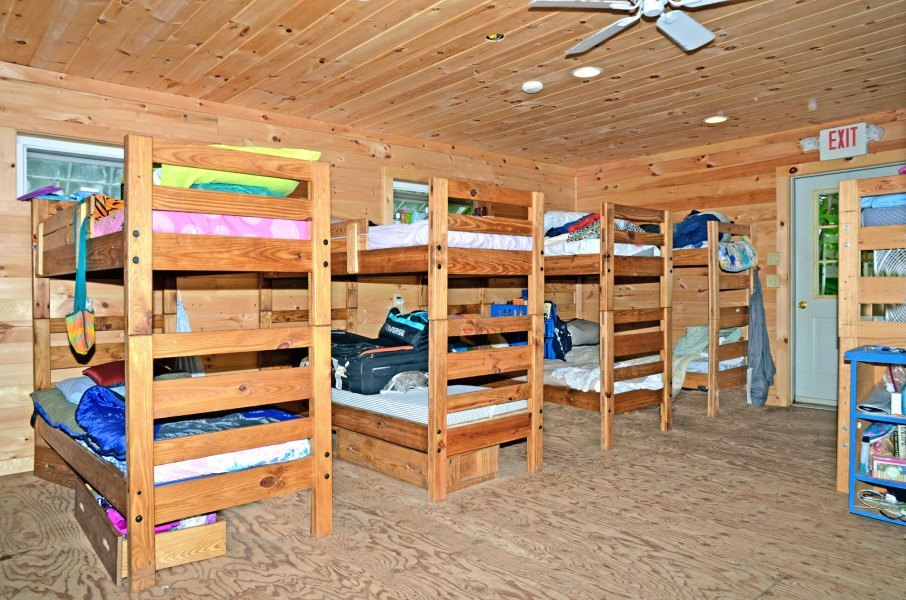 Long Lake Camps Housing And Bunks