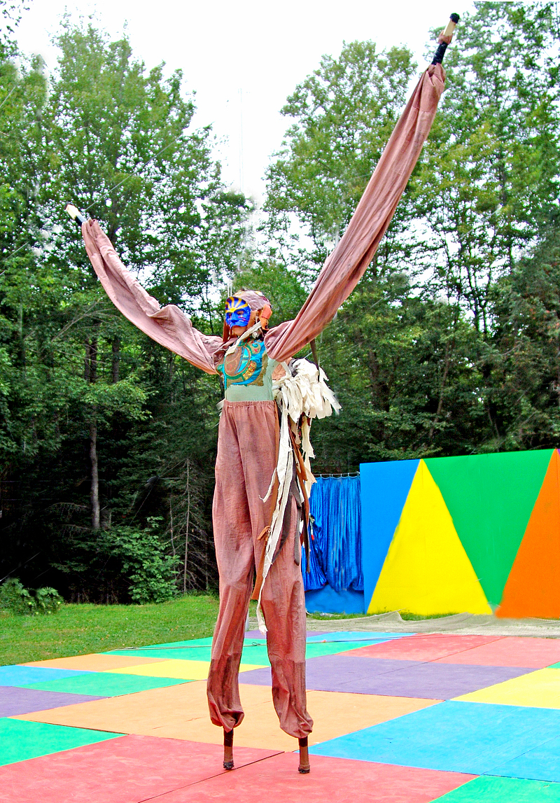 summer_circus_camp_stilt_monster